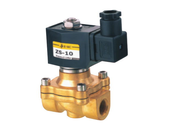 ZS Series 2/2 Solenoid Valve(Normal Close)