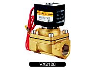 VX2120 Series 2/2 Way Solenoid Valve